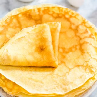 This is a simple, foolproof, and tasty Sweet Crepes recipe. Follow my step-by-step photos or video instructions to make this scrumptious treat at home. ?