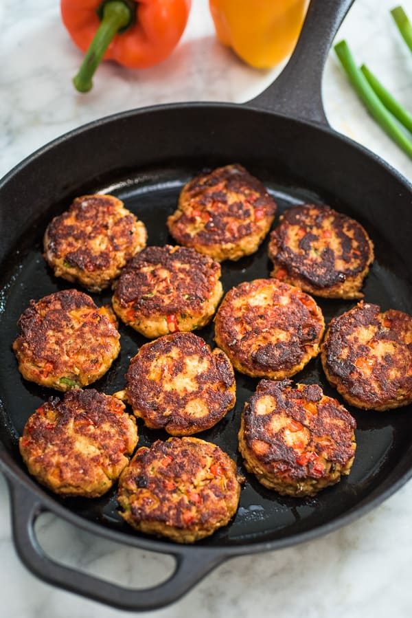 This Easy Salmon Patty recipe is definitely a keeper. Made with canned salmon and simple ingredients, you'll want to make it again and again.
