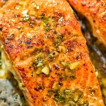 This Cajun Salmon recipe is an ultra-easy and flavorful dinner to make during your busy weeknights. It?s ready in less than 30 minutes. #salmon #dinner #easyrecipe #keto #ketorecipe #seafood #fish